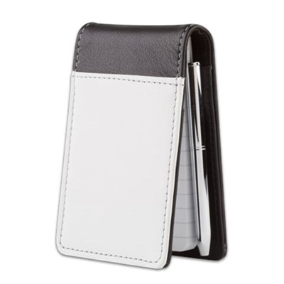 Small Leather Notepad