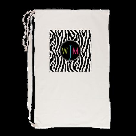Stylish Monogram Laundry Bag