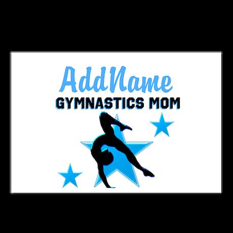 STAR GYMNAST MOM Postcards (Package of 8)