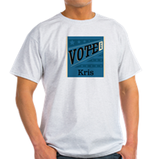 Cool Vote for kris T-Shirt