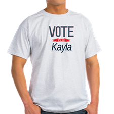 Vote for 9 T-Shirt