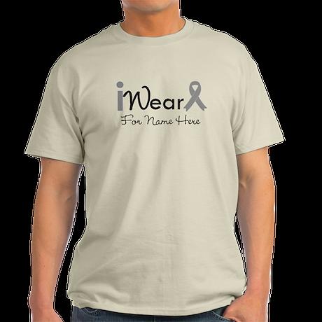 Personalize Diabetes Light T-Shirt