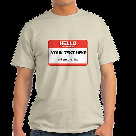 HELLO Light T-Shirt