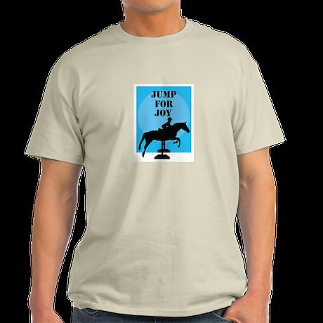 Jump For Joy Light T-Shirt