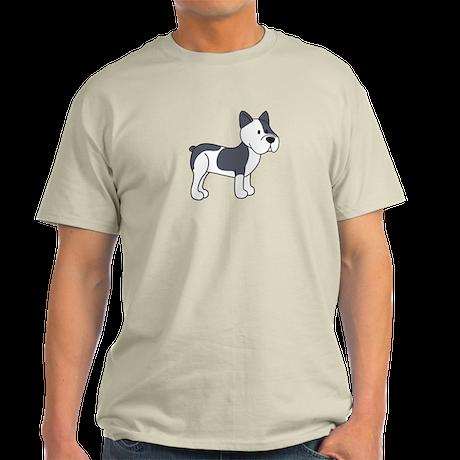 Cute French Bulldog Light T-Shirt