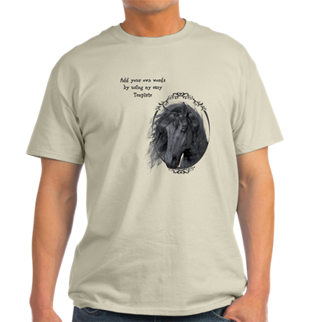 Black Horse Light T-Shirt