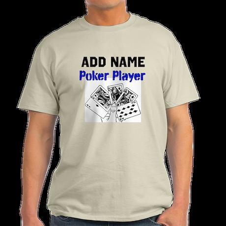 POKER PLAYER Light T-Shirt