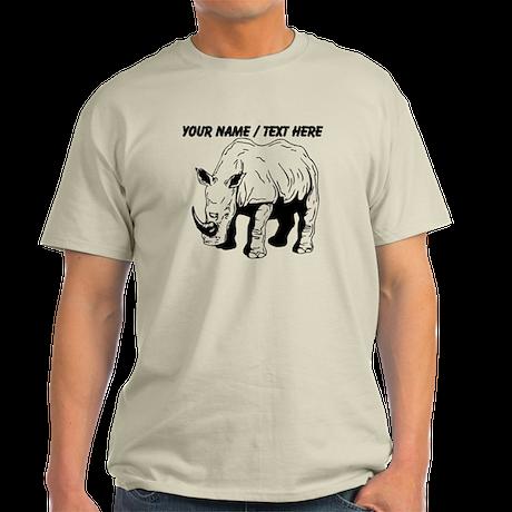 Custom Rhino Sketch T-Shirt