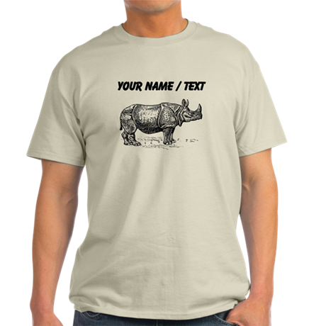 Custom Rhino Sketch T-Shirt