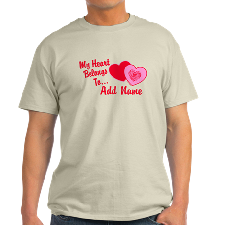 My Heart Belongs To Light T-Shirt