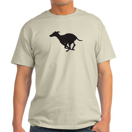 Grey Hound Light T-Shirt