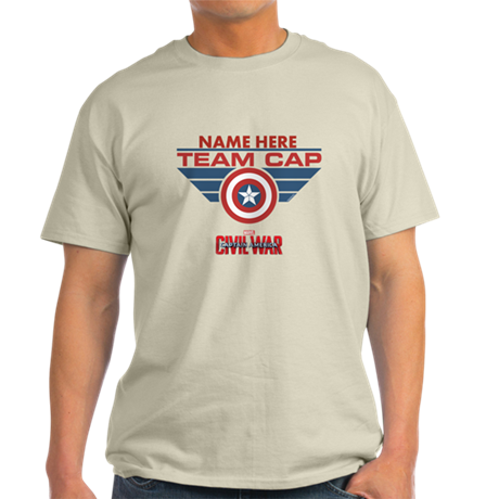 Personalized Team Cap T-Shirt