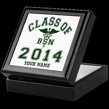 Class Of 2014 BSN Keepsake Box