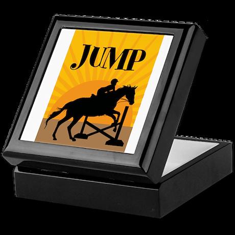 JUMP Keepsake Box