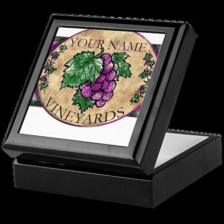 Your Vineyard Keepsake Box