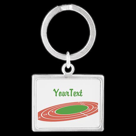 Customize Track Keychains