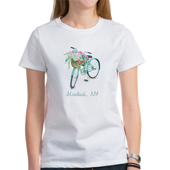 bicycle montauk t-shirt