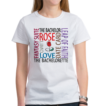 the bachelor tv t shirt