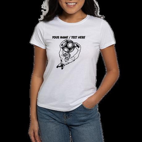 Custom Soccer Goalie T-Shirt
