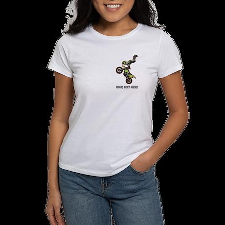 Motocross Jump Women's T-Shirt