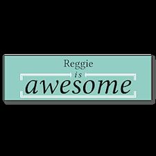 Is Awesome2_bumpersticker Bumper Bumper Bumper Sticker
