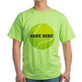 Tennis Green T-Shirt