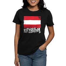 Kitzbühel Grunge Flag Tee
