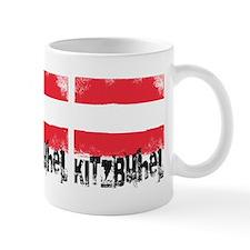 Kitzbühel Grunge Flag Small Mug