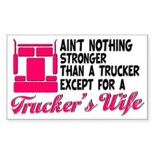 Ain't Nothing Stronger Decal