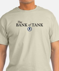 The Bank of Tank T-Shirt