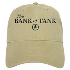 The Bank of Tank Baseball Cap