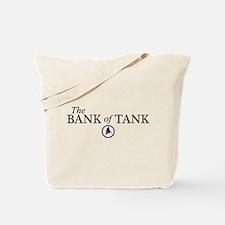 The Bank of Tank Tote Bag