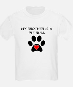 Pit Bull Brother T-Shirt