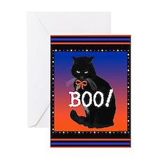 Halloween Beebs Greeting Card