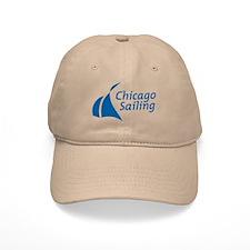 Chicago Sailing Baseball Baseball Cap