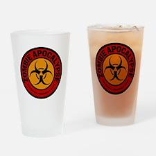 ZOMBIE APOCALYPSE Tactical Assault  Drinking Glass