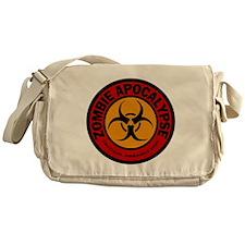 ZOMBIE APOCALYPSE Tactical Assault U Messenger Bag
