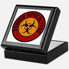ZOMBIE APOCALYPSE Tactical Assault Un Keepsake Box
