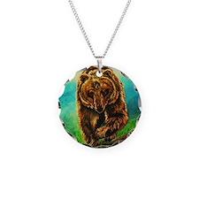 Running Bear Necklace