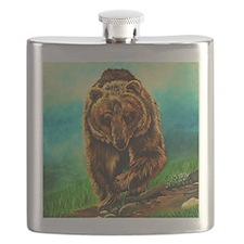 Running Bear Flask