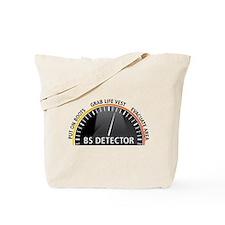 BS Detector Tote Bag