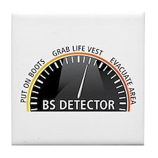 BS Detector Tile Coaster