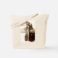 Texas Shoot - #18 Tote Bag
