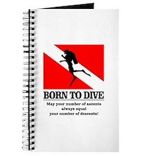 Born To Dive (Descent-Ascent) Journal