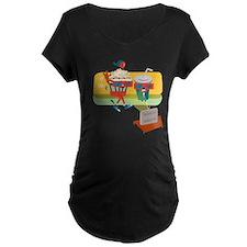 Pop corn movie night!!! T-Shirt