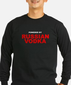 Powered by Russian Vodka T