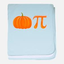 Pumpkin Pie baby blanket