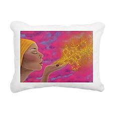 Let Go Rectangular Canvas Pillow