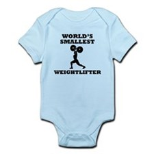 Worlds Smallest Weightlifter Body Suit