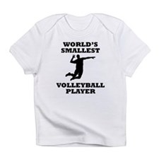 Worlds Smallest Volleyball Player Infant T-Shirt